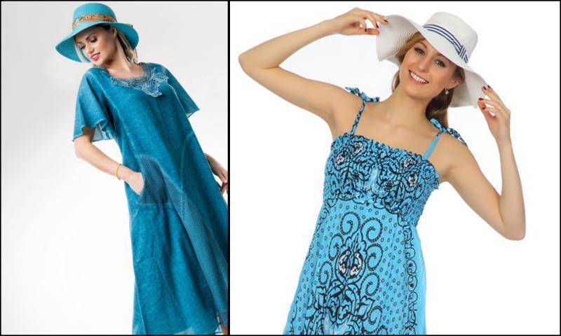 Şile Bezi Elbise Modelleri İle Yaza Hazırlanın