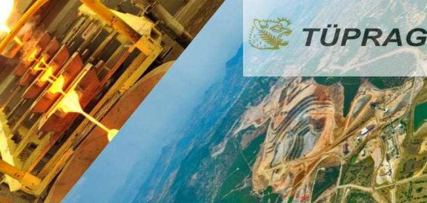 Tüprag Madencilik Maden Sektörü 2014 Girişimleri