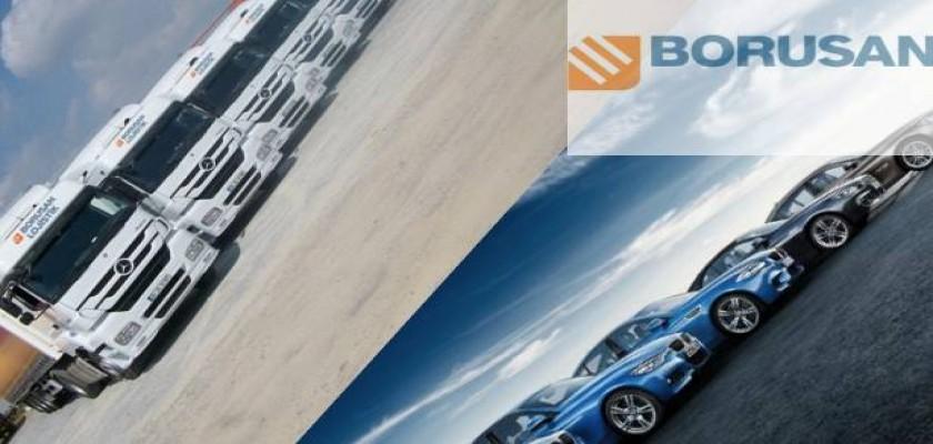 Borusan Araç Kiralama Hizmetleri 2014 Yılında da Sürüyor