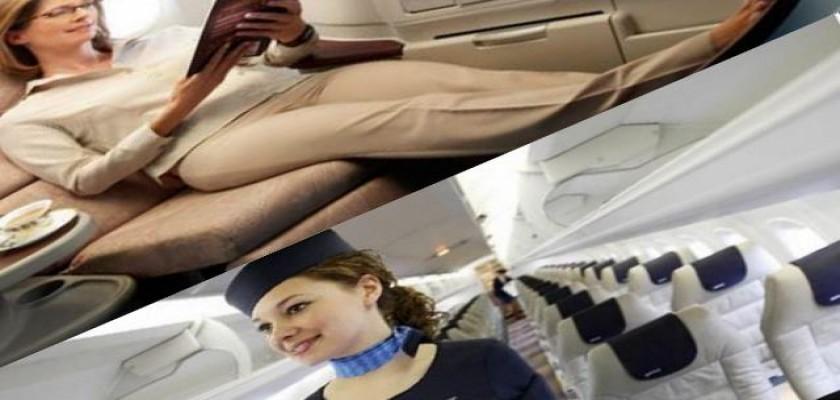 Business Class Uçak Bileti Nedir? Avantajları Nelerdir?