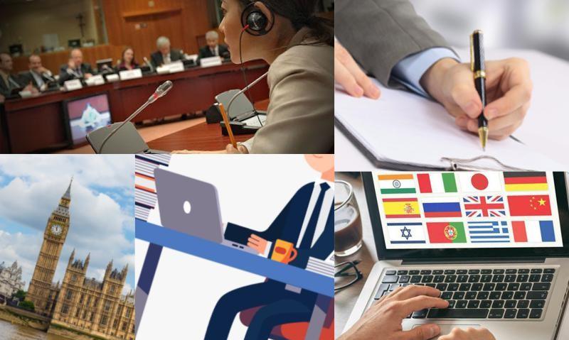 Çeviri Bürosu Hangi Dilde Çeviri Hizmeti Verir?