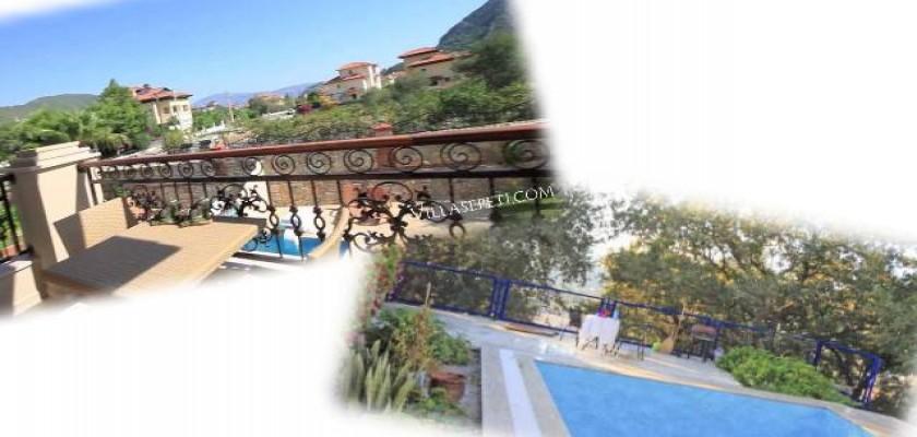 Ege Ve Akdeniz Kıyılarında Villa Kiralama