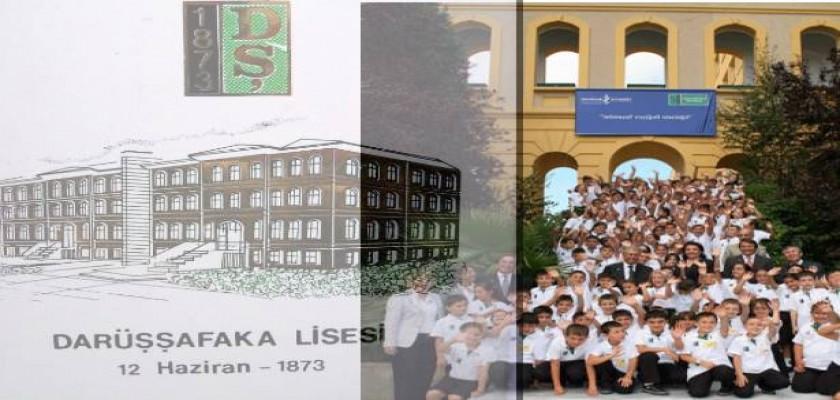 Darüşşafaka Eğitim Kurumları 2014 Kayıtları Başladı...