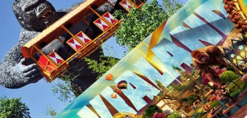 Vialand Tema Park'da Doyasıya Eğleneceksiniz