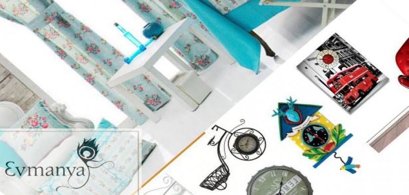 Dekorasyon Modası 2014 evmanya.com'da