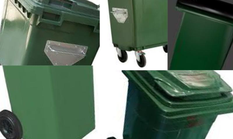 Garbage Bin- Çöp Kutusu