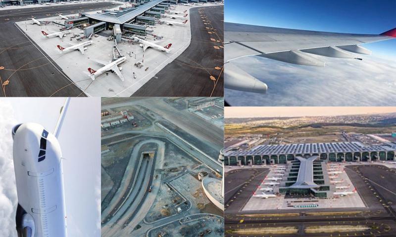 İstanbul Havalimanı Transit Hizmeti