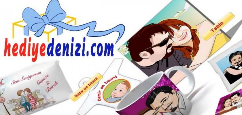 Türkiye'nin En Büyük Online Hediye Sitesi