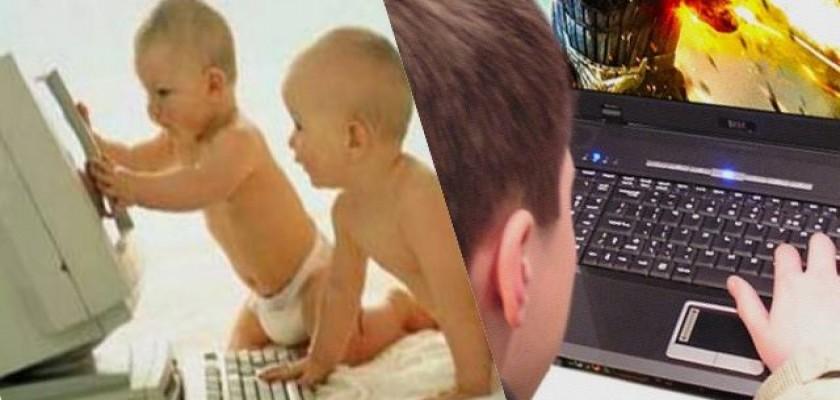 İnternetin Çocuklar Üzerindeki Olumsuz Etkileri