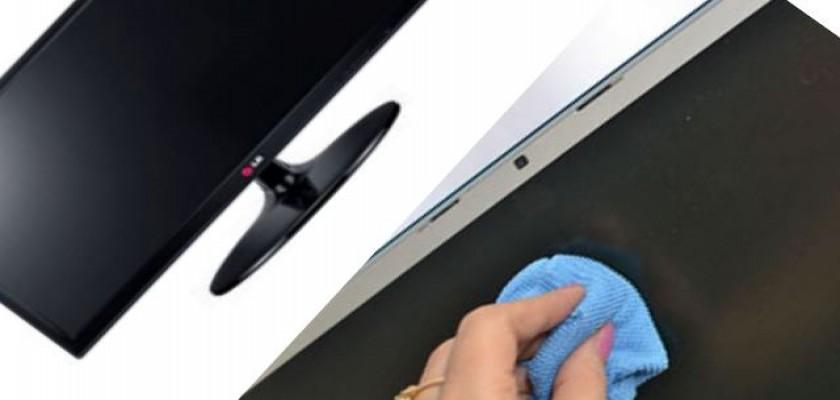 LCD ve LED Televizyonlar Nasıl Temizlenir