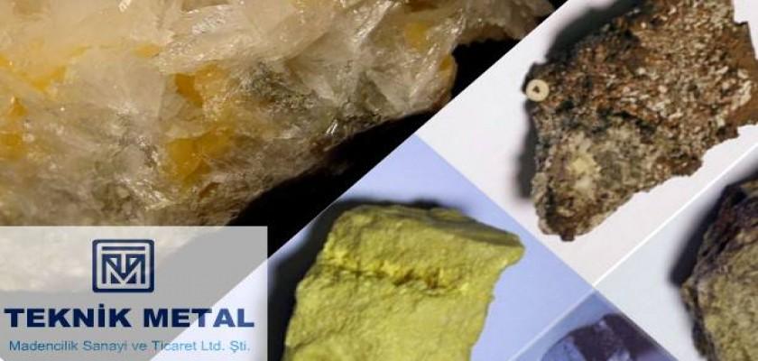 Maden Ve Metal Sektörü 2013 Yıldızı Teknik Maden Metal