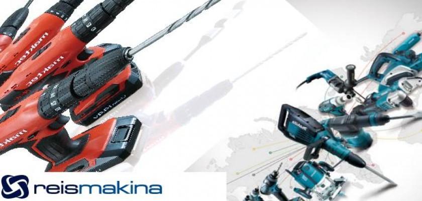 Kaliteli Endüstriyel Ürünler 2014'te Reis Makina'da