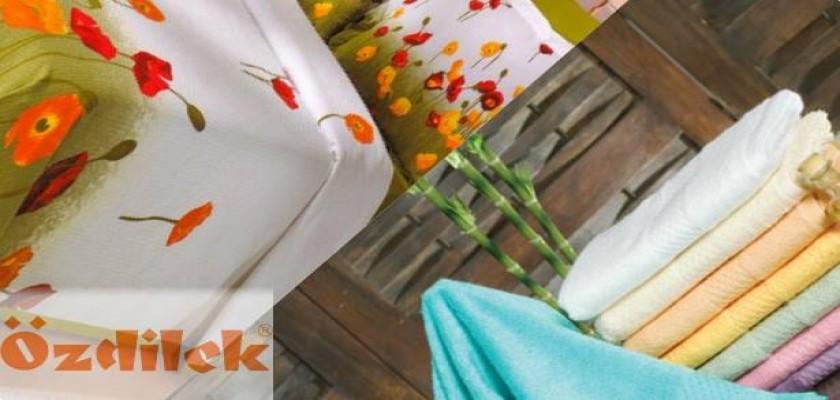 Özdilek Tekstil 2014 Yılına Hazır