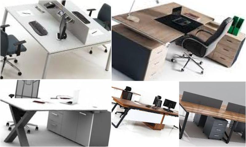 Ofis İçin Çalışma Masası Modelleri