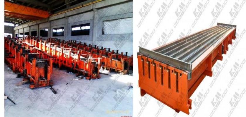 Prefabrik Kalıp ile Fabrikalara Atölye