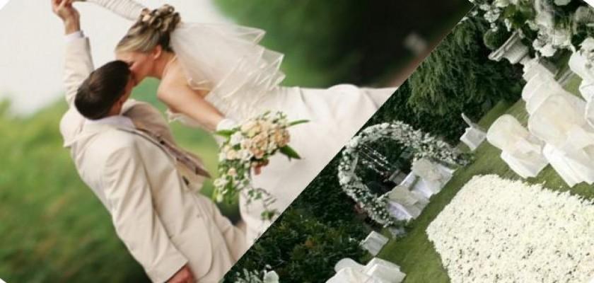 Yeni Düğün Modası; Kır Düğünü Nasıl Yapılır